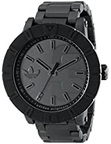 Adidas Amsterdam Analog Black Dial Unisex Watch - ADH3002