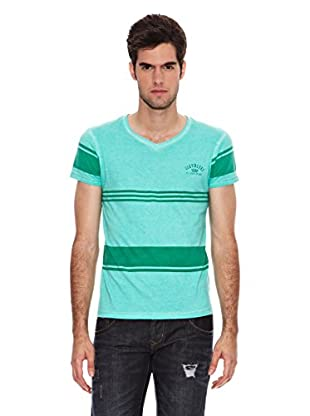 Six Valves Camiseta Manga Corta (Verde)