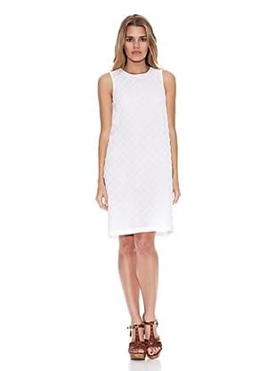 Monoplaza Vestido Aliz (Blanco)