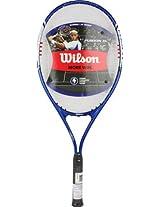 Wilson Fusion 4 3/8 Strung Tennis Racquet