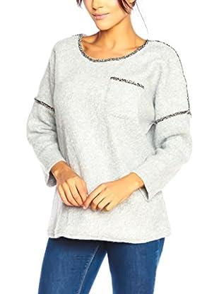 Special Coat Sweatshirt Choco hellgrau L