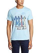 Arrow Sports Men's Cotton T-Shirt