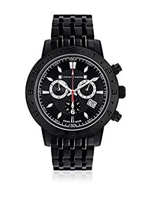 Chrono Diamond Reloj con movimiento cuarzo suizo Man 11600Er Hektor 44 mm