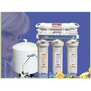 逆浸透膜浄水器 RO クリスタルクエスト CRYSTAL QUEST アンダーシンク 放射能 放射線 ヨウ素 セシウム除去