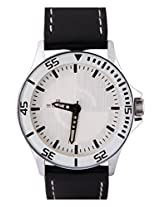 ELFIN Silver Dial Men's Watch (ELF1007A)