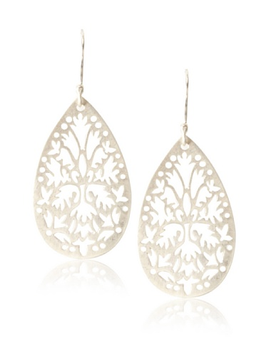 Eddera Silver Gaya Earrings