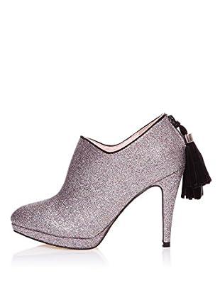 Furiezza Zapatos Abotinados Cremallera (Multicolor)