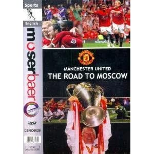Manchester United-The Road To Moscow