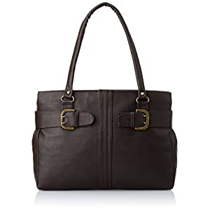 Alessia74 Women's Handbag (Brown) (PBG242G)