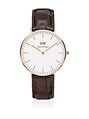 Daniel Wellington Reloj de cuarzo Woman DW00100038 36 mm