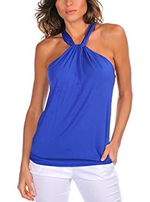 Bleu Marine Top Esther