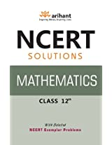 NCERT Solutions for Class 12 Mathematics by Prem Kumar