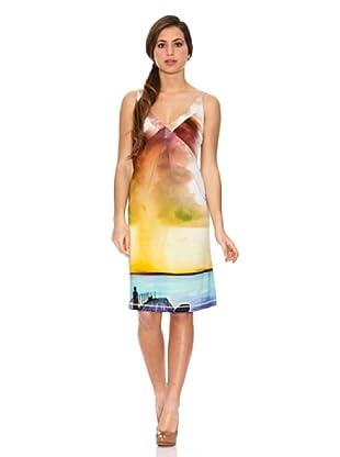 Jota + Ge Vestido Verbal (Multicolor)