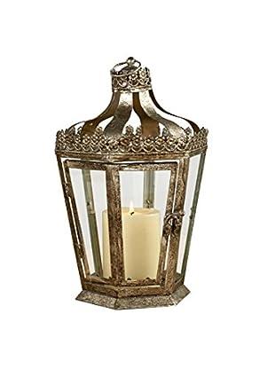 Sage & Co. Metal Glass Lantern