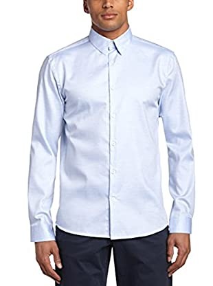 Selected Homme Camisa Hombre Jinzhou (Azul)