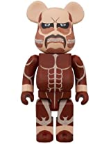 Medicom Attack On Titan 400-Percent Bearbrick Action Figure