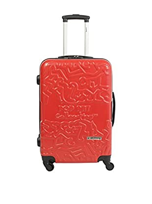 KEITH HARING Hartschalen Trolley 29200   68  cm