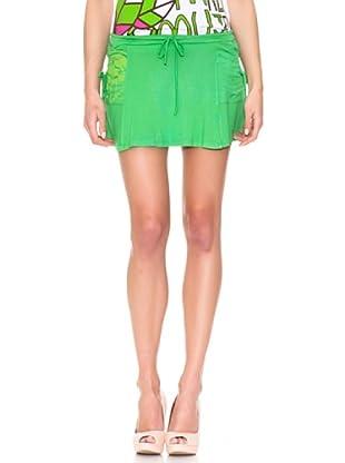 Mala Mujer Falda Erika (Verde)