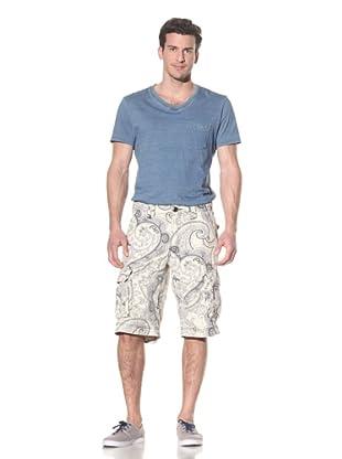 Jet Lag Men's Allessandro Short (Silver)