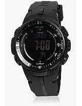 Protrek Prw-3000-1Adr-Sl67 Black Digital Watch Casio