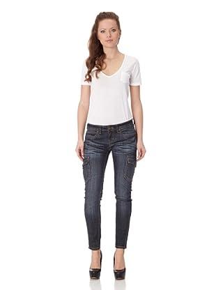 Antique Rivet Jeans Leni (madison)