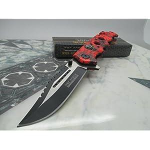 Tac Force Glass Breaker Pocket Knife