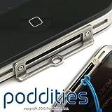 [iPhone4専用]ネジでiPhone 4にストラップを装着!携帯ストラップアイテムNETSUKE 001-044 poddities【iPhone4 iPhone 4】