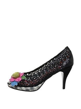 Poetic Licence Zapatos Prickly (Negro)