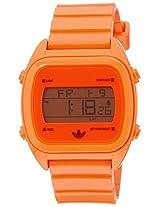 Adidas Sydney Digital Beige Dial Unisex Watch - ADH2889