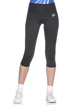 Dunlop Abbigliamento Ladies - Tight Legging (Nero)