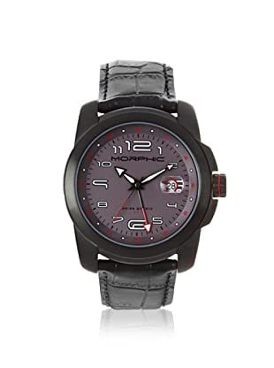 Morphic Men's MPH1410 M14 Series Black/Grey Stainless Steel Watch