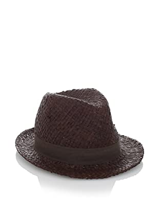Scotch & Soda Men's Must-Have Straw Hat (Brown)