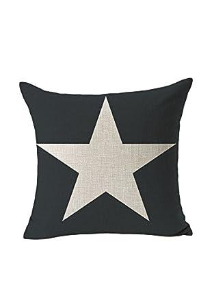 LO+DEMODA Kissenbezug Grey Star