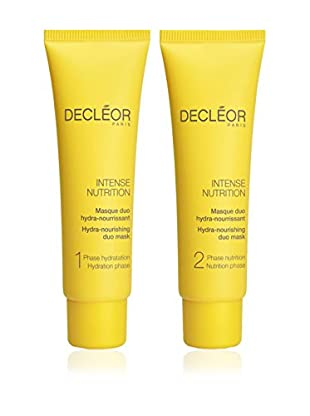 Decléor Gesichtsmaske Intense Nutrition Phase 1 -2 (2 x 25 Ml) 50 ml, Preis/100 ml: 299.37 EUR