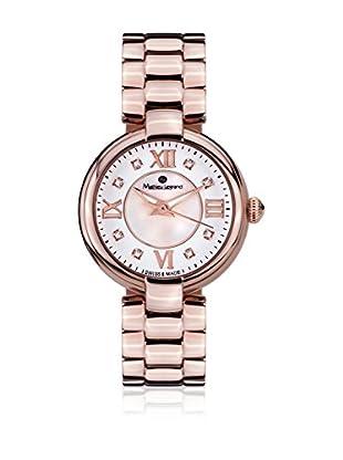Mathieu Legrand Reloj con movimiento cuarzo suizo Woman Dorado 28 mm