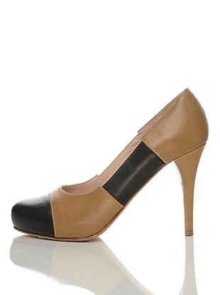 Furla Zapatos Salón Laila (Caramelo / Marrón)