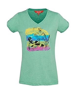 Lafuma T-Shirt Manica Corta Ld Aquarelle