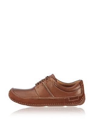 Clarks Leder Sneaker Mohave Heart (Braun)
