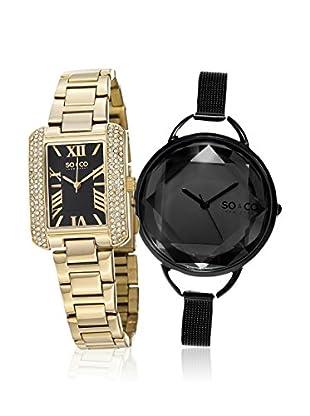 So&Co New York  Set 2 Reloj Woman