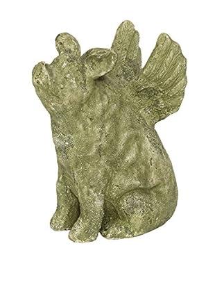 Skalny Ceramic Flying Pig, Verdis