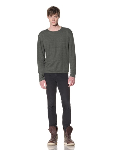 Oliver Rayn Men's Fort Sweater (Dark Willow)