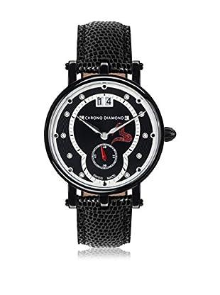 Chrono Diamond Reloj con movimiento cuarzo suizo Woman 11010B Ariadne 35 mm