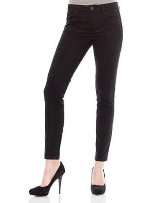 Calvin Klein Jeans Pantalón De Saten (Gris Antracita)