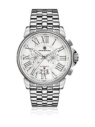 Mathis Montabon Reloj automático Man Plateado / Blanco 45 mm