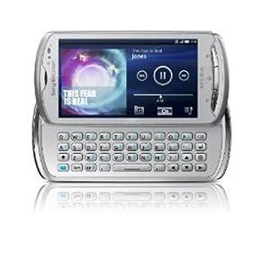 Sony Ericsson Xperia Pro MK16i (Silver)