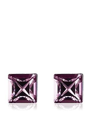 Silverino Pendientes Xilion Square Dot