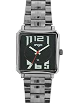 Maxima Ego Analog Black Dial Men's Watch - E-33932CAGC