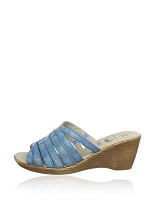 Caprice  Sandalias Ciri (Azul)
