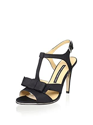 French Connection Women's Nora Sandal (Black)