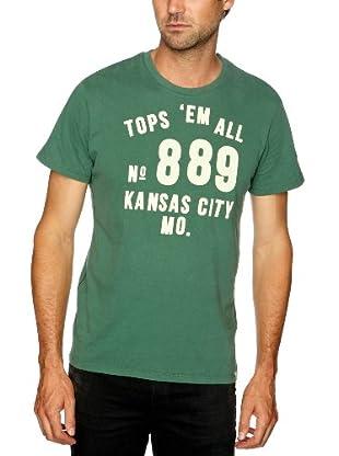 Lee Camiseta Hendry (Verde)